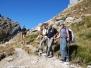 Lagorai Cima del Frate ottobre 2011