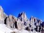 Settimana alpinistica 1989 Pelmo e Tofane