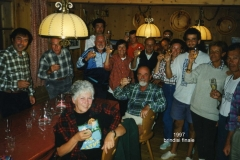 1997 - ultimo brindisi