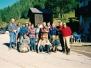 Settimana alpinistica 2001 Bosconero