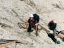 Settimana alpinistica Tre Cima paterno 1998